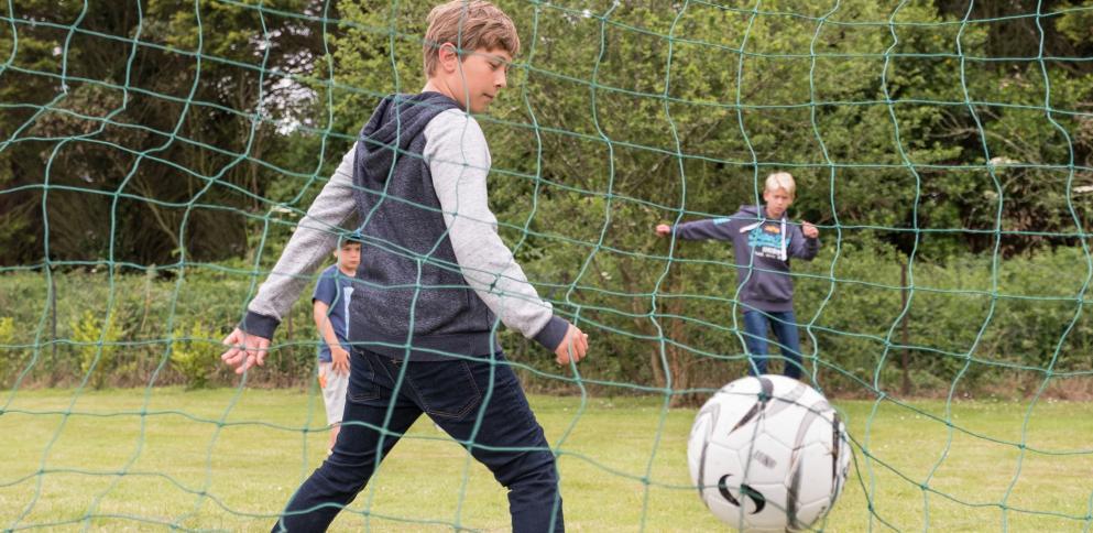 Football at The Ellingham