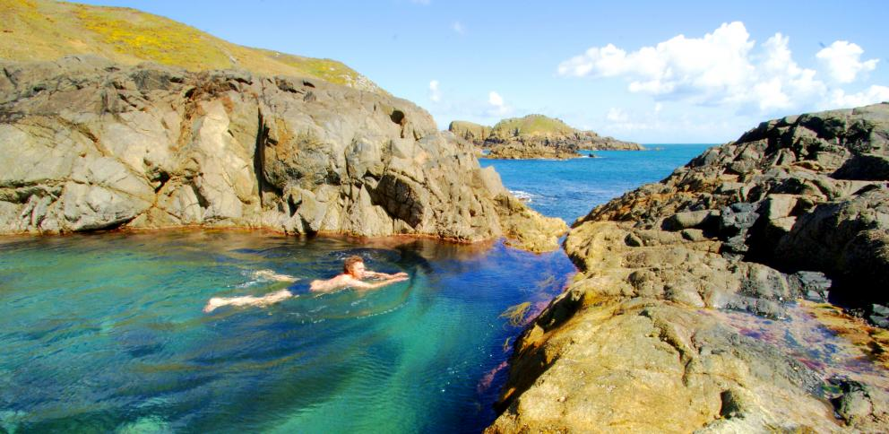 Venus Pool in Sark